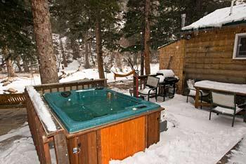 Perfect Outside (Hot Tub):