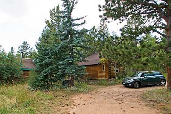 Two Hideout Cabins including the Aspen Hideout and Honeymoon Cabin