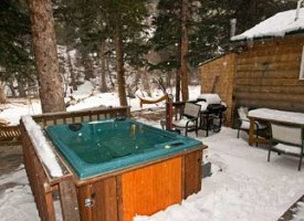 Hideout Cabins Rocky Mountain Vacation Cabins Pet